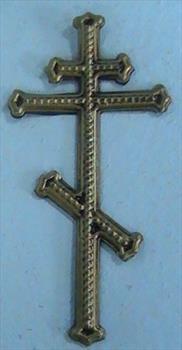 Накладка крест 003