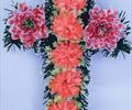 Крест ритуальный 15