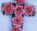 Крест ритуальный 5
