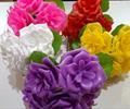 Букет бордюрный розы пластик