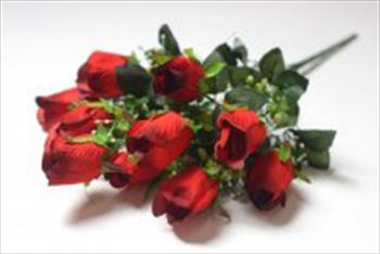 Букет роз бархатный